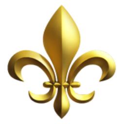 fleur-de-lis-Gold (2)